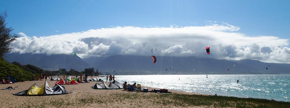 Kite Beach Kahului